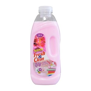 Fresh and Clean Lily Fabric softener 1,5L