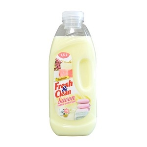 Fresh and Clean Savon Fabric softener 1,5L