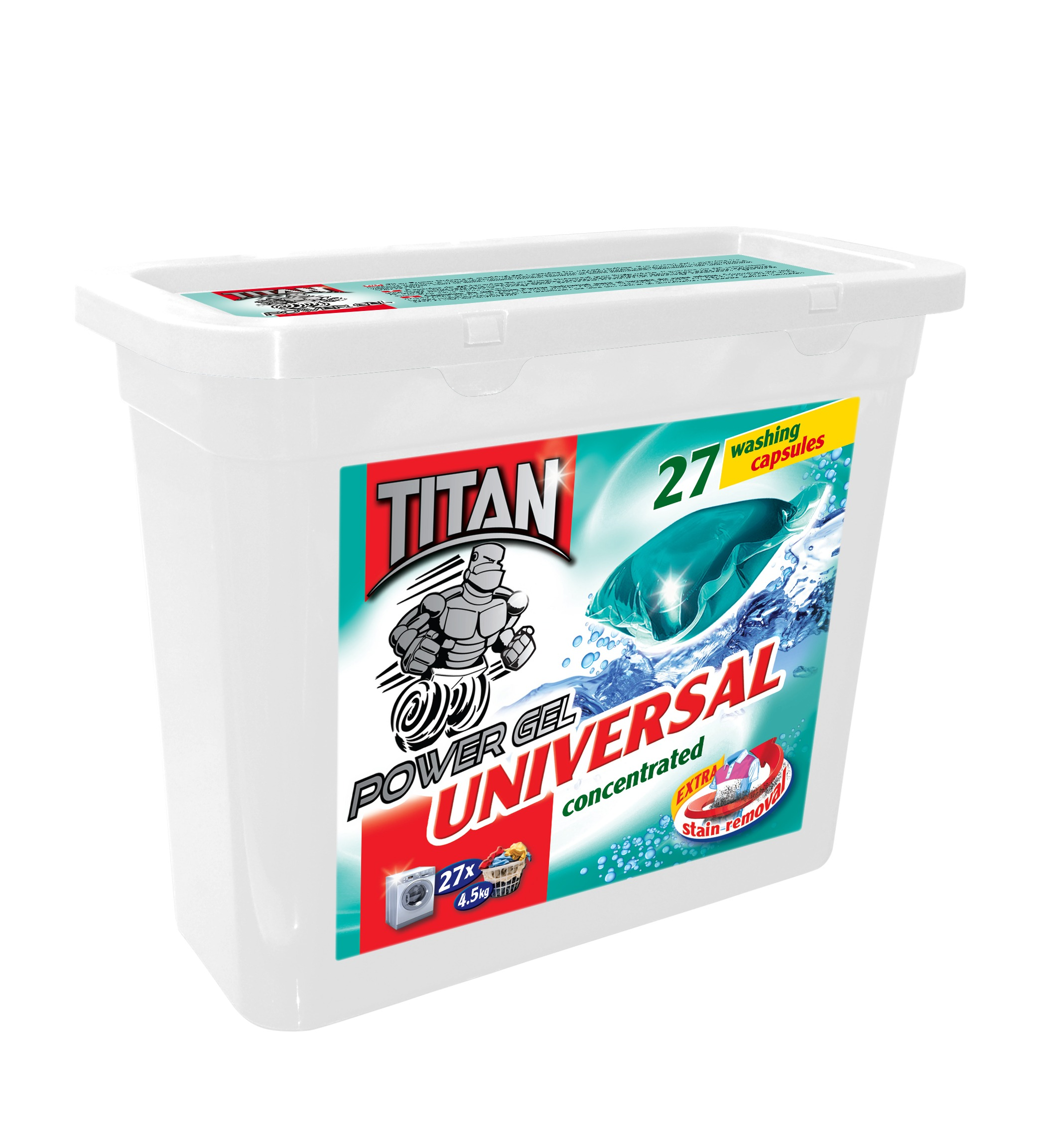 titan power capsules in 3 different variations 27 pieces